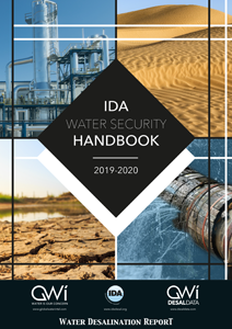 IDA water security handbook cover